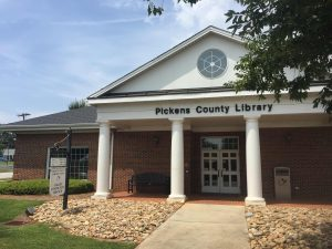 Sarlin Branch Liberty, SC Pickens County Library